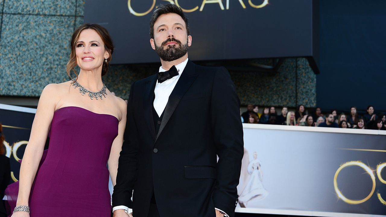 Oscars-Roter-Teppich-130224-Ben-Affleck-Jennifer-Garner-AFP - Bildquelle: AFP