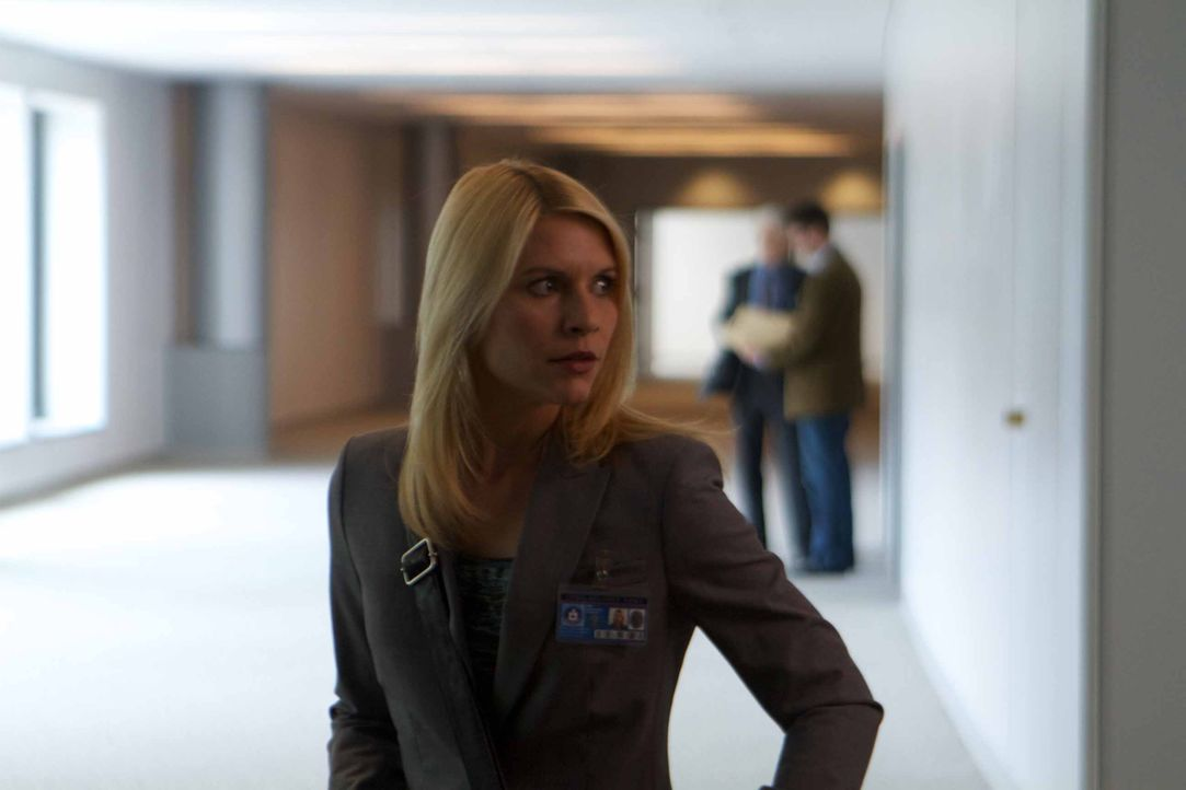 Homeland_Carrie_Mathison - Bildquelle: Copyright:Showtime 2011