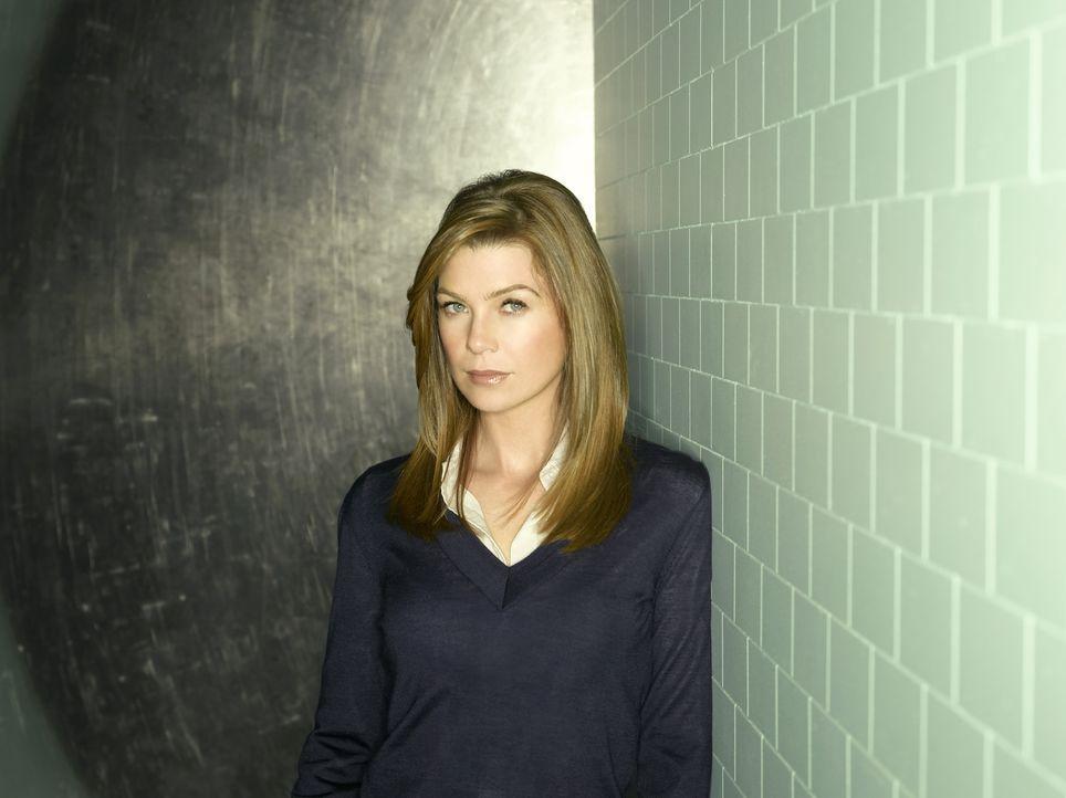 (4. Staffel) -Nimmt nicht nur die medizinischen Herausforderungen an: Dr. Meredith Grey (Ellen Pompeo) ... - Bildquelle: Touchstone Television