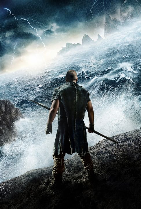 NOAH - Artwork - Bildquelle: 2014 Paramount Pictures Corporation. All rights reserved.