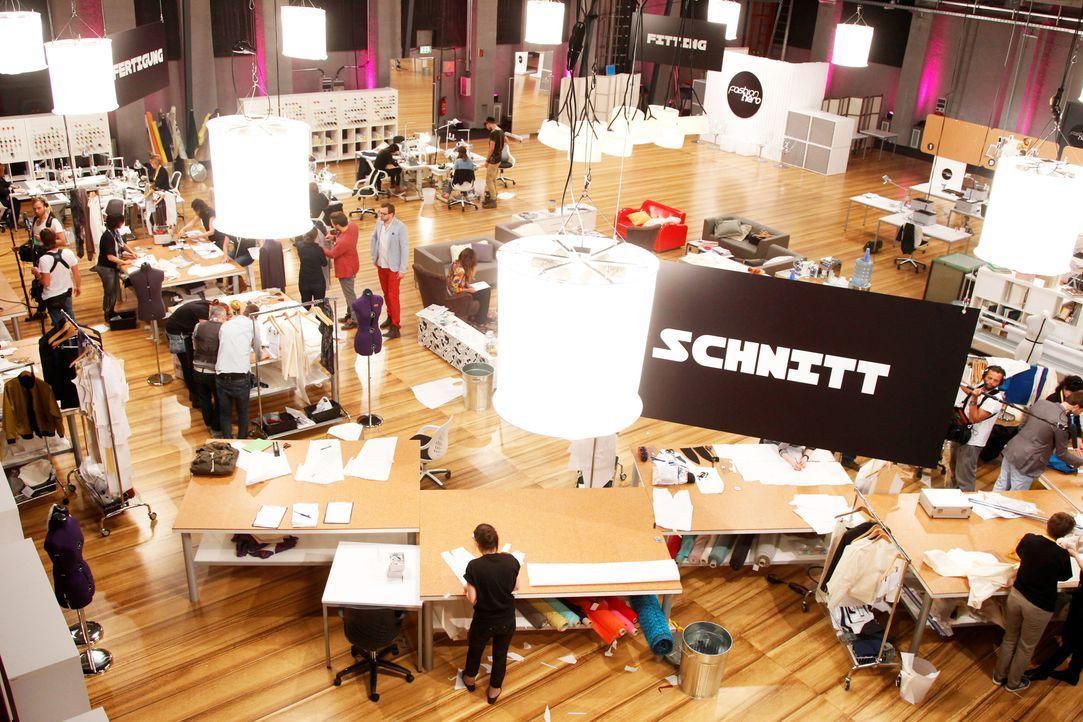 Fashion-Hero-Epi01-Atelier-50-ProSieben-Richard-Huebner - Bildquelle: ProSieben / Richard Huebner