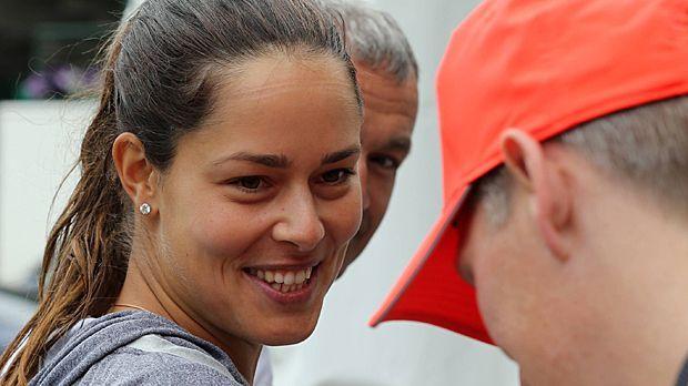 Ivanovic' Lächeln - Bildquelle: imago/BPI