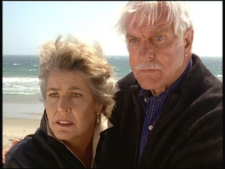 Diagnose: Mord - Mark (Dick Van Dyke, r.) und seine alte Freundin Danielle (H...