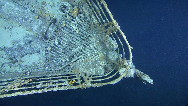 Für die weltweit größte Unterwasser-Erkundung hat sich ein bis dato noch nie...
