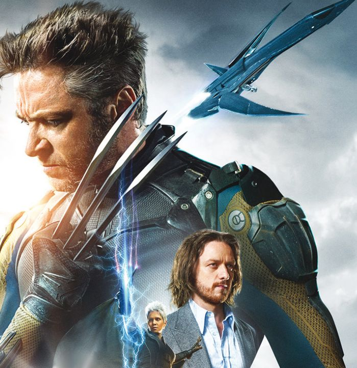 Hugh-Jackman-X-Men-Days-of-Future-Past-2015Twentieth-Century-Fox-Home-Entertainment - Bildquelle: 2015 Twentieth Century Fox Home Entertainment