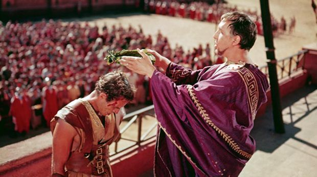 Ben Hur - Szenenbild mit Charlton Heston
