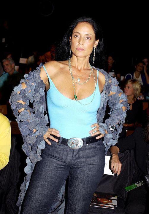 Sônia Braga früher - Bildquelle: WENN