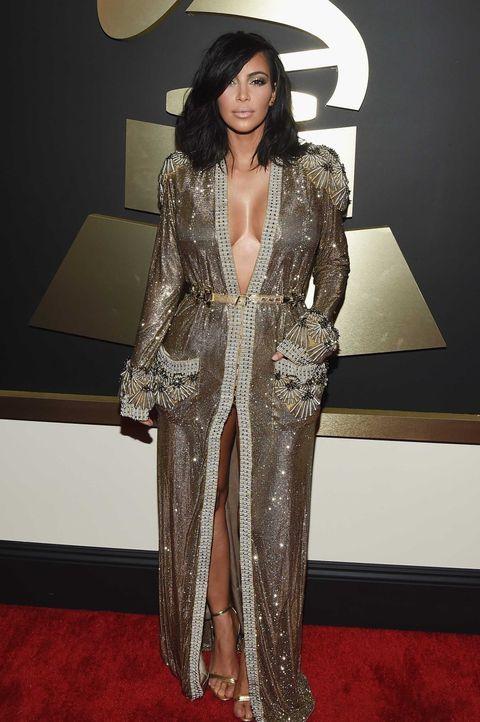Kim Kardashian  - Bildquelle: LARRY BUSACCA AFP