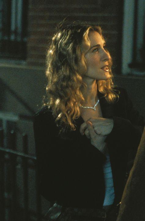 Auf Carries (Sarah Jessica Parker) Verlangen, es noch einmal miteinander zu versuchen, reagiert Aidan zunächst sehr zurückhaltend ... - Bildquelle: Paramount Pictures