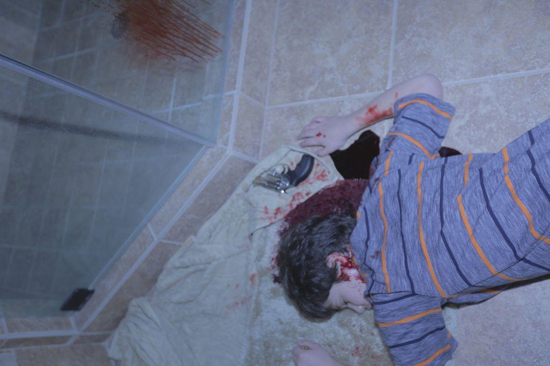 Tod eines Teenagers: Der 13-jährige PJ Grant wurde durch einen Kopfschuss brutal ermordet und der Täter versucht, alles nach einem Selbstmord ausseh... - Bildquelle: Jupiter Entertainment