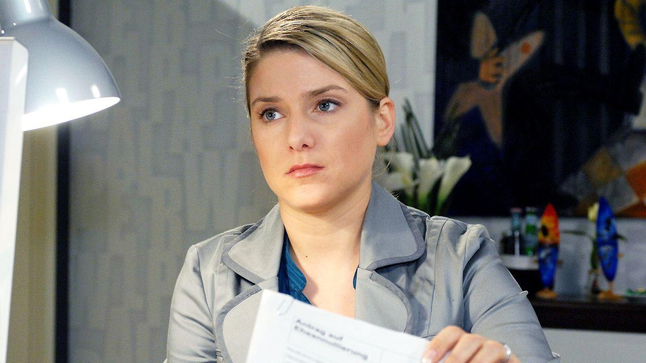 anna-und-die-liebe-folge-106-04-SAT1-Oliver-Ziebe - Bildquelle: Sat.1/Oliver Ziebe