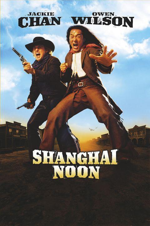 """Shang-High Noon: Der eine ist ein Weiber- und Maulheld (Owen Wilson, l.), der andere ist ein schlagkräftiger und bald steckbrieflich gesuchter """"Sha... - Bildquelle: SPYGLASS ENTERTAINMENT GROUP, LP"""