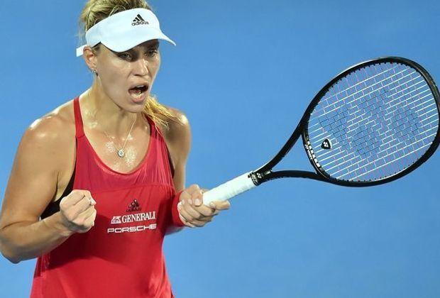 WTA-Turnier in Sydney: Kerber steht im Finale