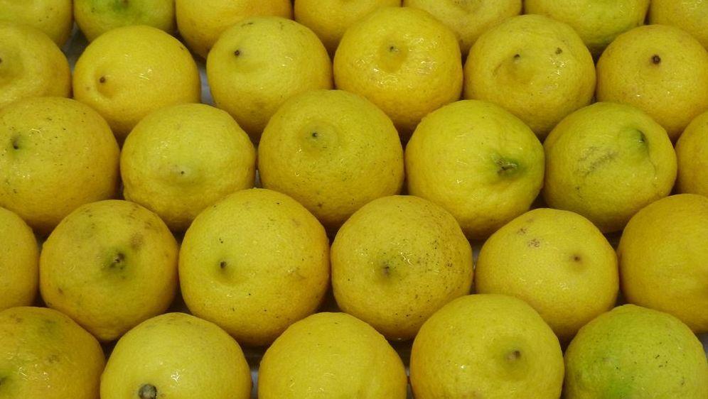 Zitrone Royal