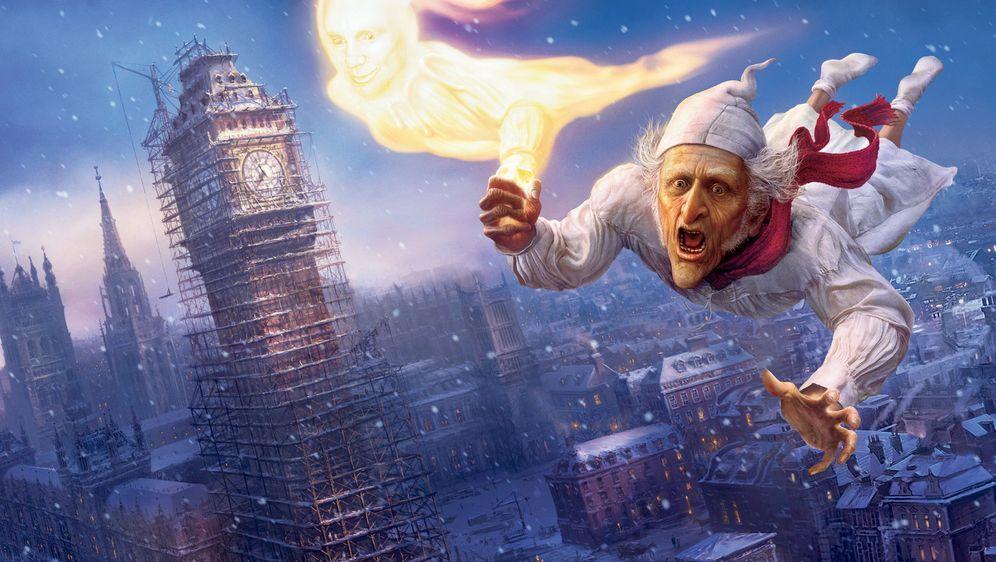 Disneys Eine Weihnachtsgeschichte Film Sat1