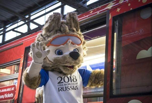 Begehrte Karten: Großer Ansturm auf Russland-WM-Tickets