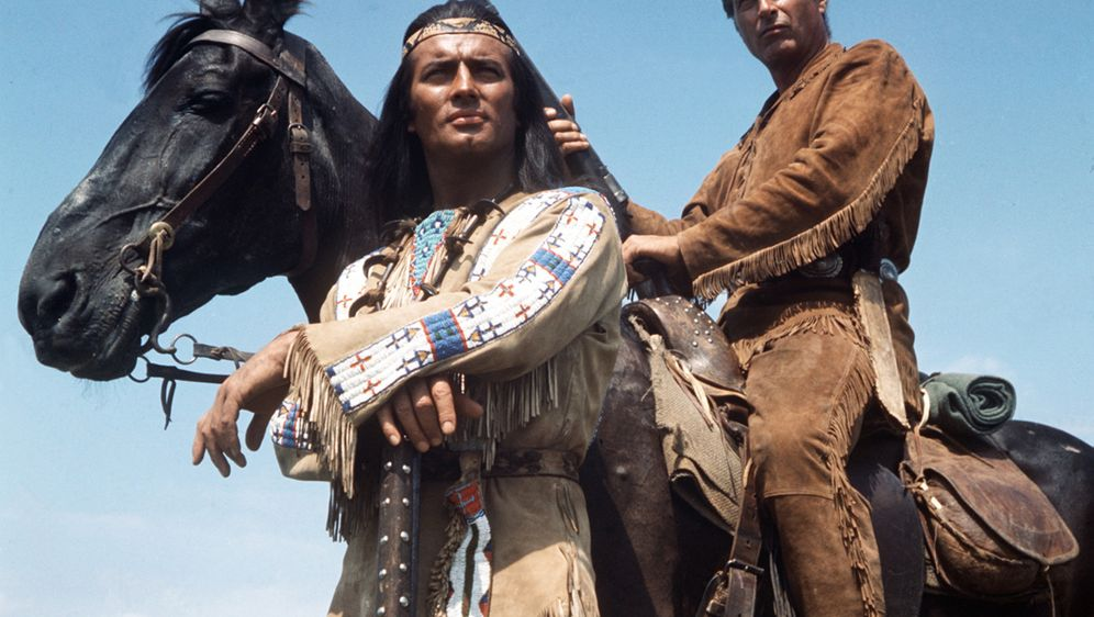 Winnetou I - Bildquelle: Columbia Pictures