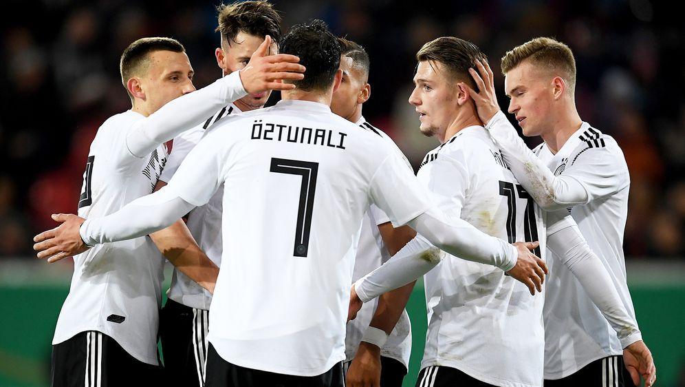 Top Spiele Der Europäischen Ligen Fußball Live Im Livestream