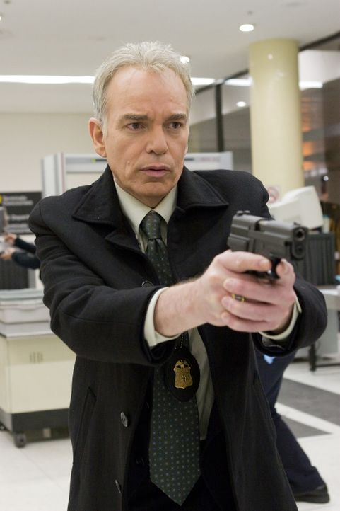 FBI-Agent Morgan (Billy Bob Thornton) hetzt die Falschen ... - Bildquelle: Paramount Pictures International