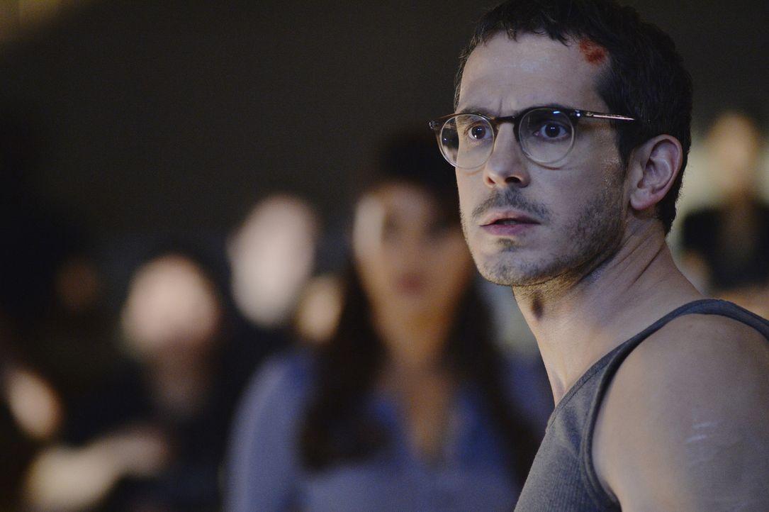 Wird Simon (Tate Ellington) Quantico verlassen müssen? - Bildquelle: Jonathan Wenk 2015 ABC Studios