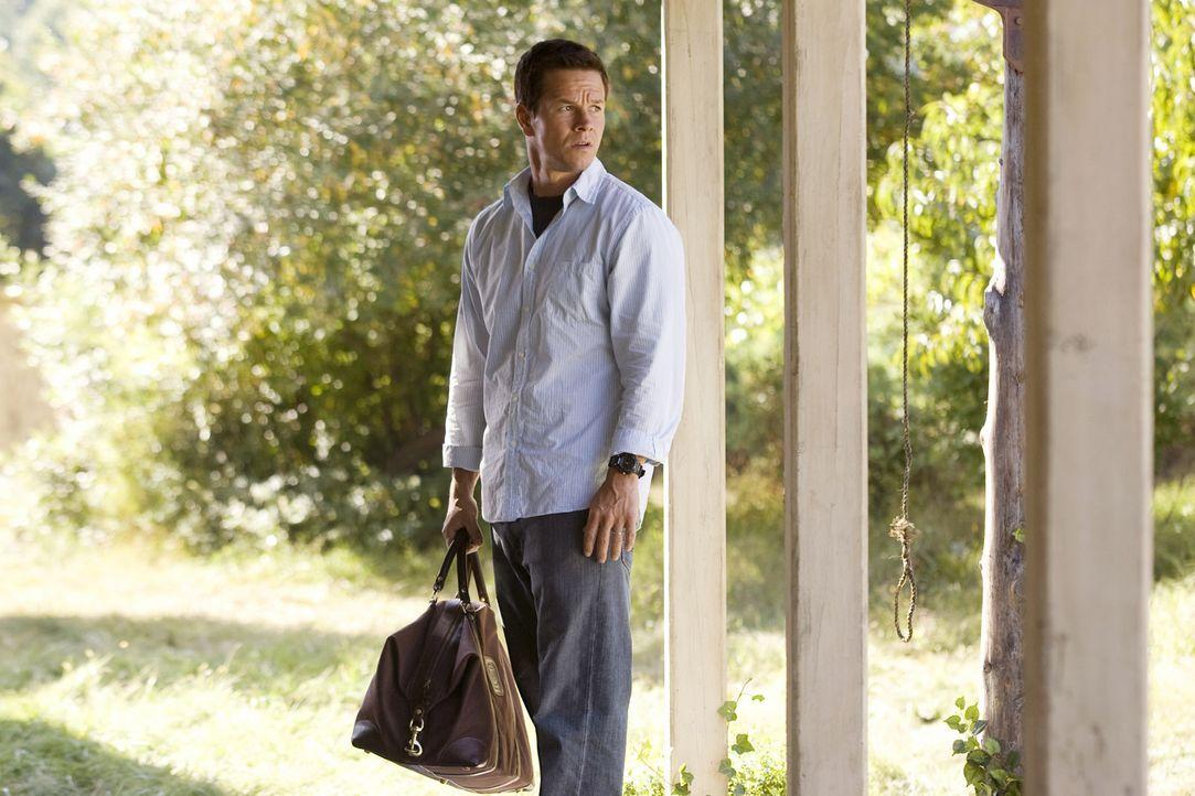 Um der Suizid-Epidemie zu entkommen, entschließt sich Naturkundelehrer Elliot Moore (Mark Wahlberg) zusammen mit seiner Frau Alma aufs Land zu flieh... - Bildquelle: 20th Century Fox