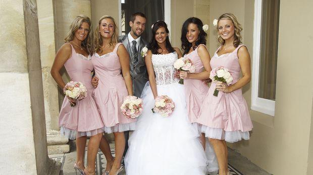 Die perfekte Hochzeit! - (1. Staffel) - Welche Braut trägt das schönste Kleid...