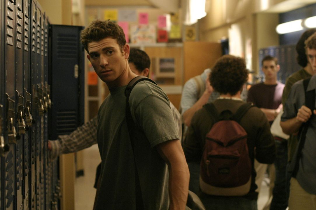 Jake (Bryan Greenberg) sorgt für Verwirrung bei Peyton, denn ihre Gefühle zu ihm werden immer stärker ... - Bildquelle: Warner Bros. Pictures
