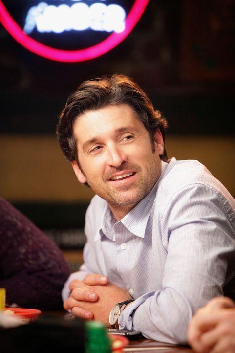 Erhält die Beihilfe, die er für seine klinische Studie benötigt: Derek (Patrick Dempsey) ... - Bildquelle: ABC Studios