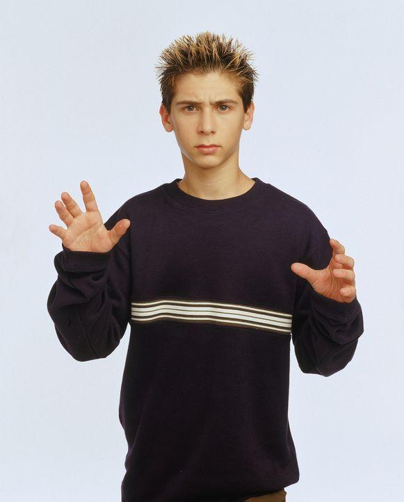 (3. Staffel) - Der zweitälteste Bruder Reese (Justin Berfield) ist, was Mädchen betrifft, Malcolms größter Konkurrent. Außerdem terrorisiert er schw... - Bildquelle: TM +   Twentieth Century Fox Film Corporation. All Rights Reserved.