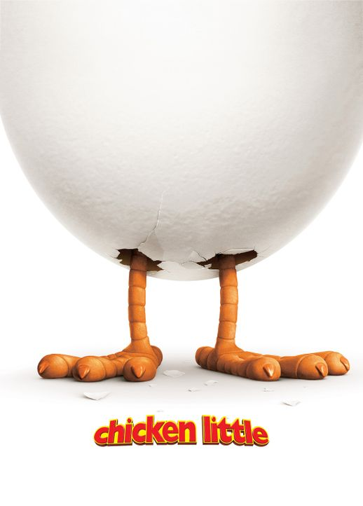 CHICKEN LITTLE - Plakatmotiv - Bildquelle: Disney. All rights reserved