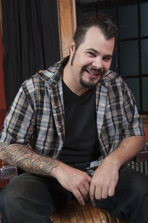 (1. Staffel) - Talent, Humor und Südstaaten-Charme zeichnen James Vaughn aus und sein neo-japanischer und Old-School-Style macht seine Tattoos unver... - Bildquelle: Fernando Leon Spike TV