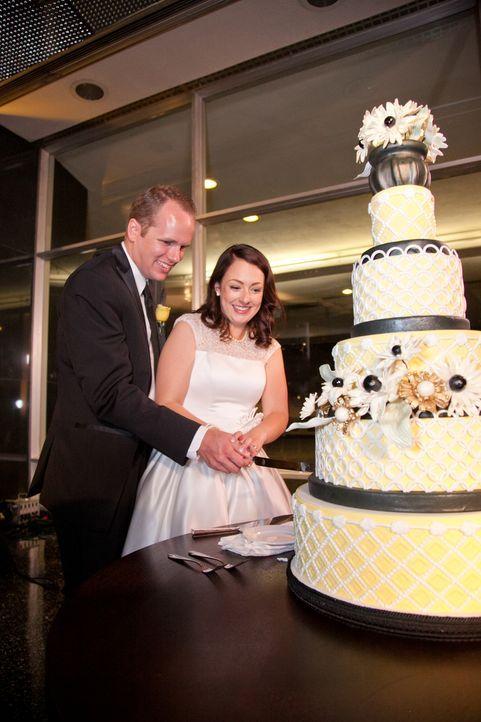 (4. Staffel) - Das Kleid, die Tischdeko, die Torte: Jede Braut weiß ganz genau, wie ihr Hochzeitstag aussehen soll. Doch so manche Dame muss all ihr... - Bildquelle: 2012 PilgrimStudios