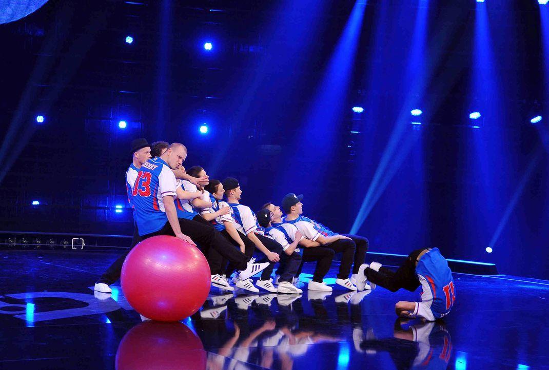 Got-To-Dance-Prodigyy-Crew-04-SAT1-ProSieben-Willi-Weber - Bildquelle: SAT.1/ProSieben/Willi Weber