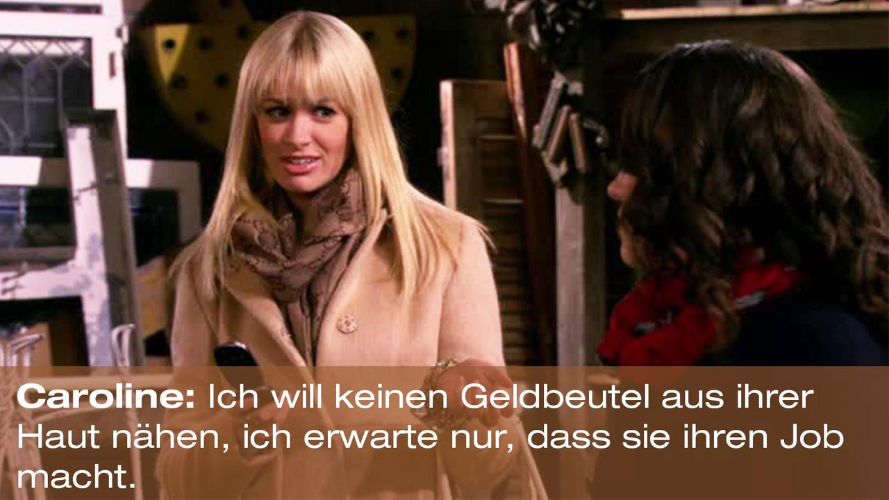 2-broke-girls-zitat-quote-staffel2-episode9-boss-caroline-geldbeutel-warnerpng 1600 x 900 - Bildquelle: Warner Brothers