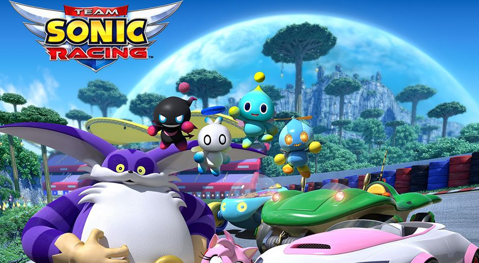 Team Sonic Racing - Bildquelle: SEGA