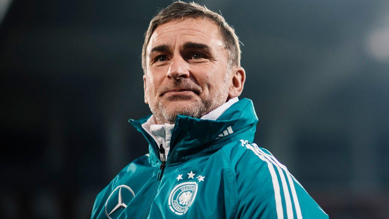 Trainer Stefan Kunz - Bildquelle: 2018 Getty Images