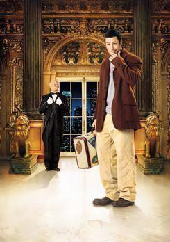 Mr. Deeds - Furchtbar reich zu sein ist harte Arbeit, doch Emilio (John Turtu...