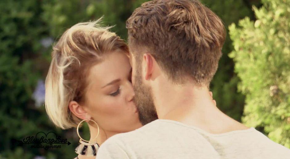 Kiss Bang Love - Video - Eine zweite Kuss Runde zwischen Vicky und Julius - ProSieben