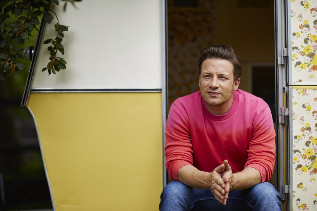 (1. Staffel) - Jamie Olivers Gerichte sollen ganz besondere Gefühle hervorrufen, Erinnerungen wachrütteln oder auch neue kreieren ... - Bildquelle: FRESH ONE PRODUCTIONS MMXIV