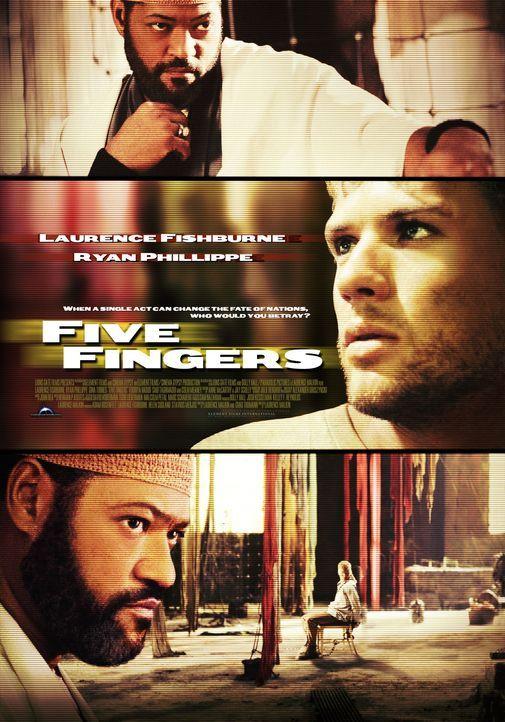 Five Fingers - Plakatmotiv - Ein junger Holländer reist nach Marokko, um zu helfen, ein Hilfsprogramm für hungernde Kinder aufzubauen. Doch gleich... - Bildquelle: Lions Gate Films