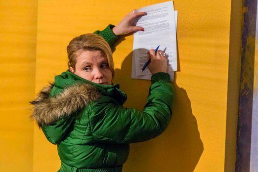 Danni Lowinski - Auf Danni (Annette Frier) wartet eine harte Zeit ... - Bildq...