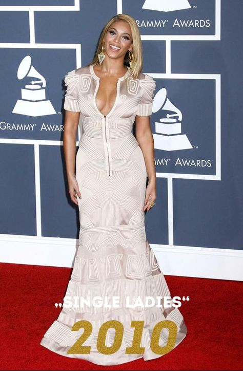 Grammy 2010: Single Ladies - Bildquelle: Wenn