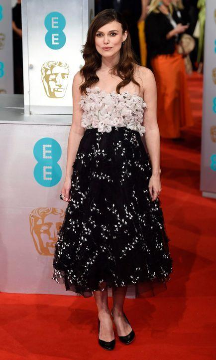 BAFTA-Keira-Knightley-15-02-08-dpa - Bildquelle: dpa