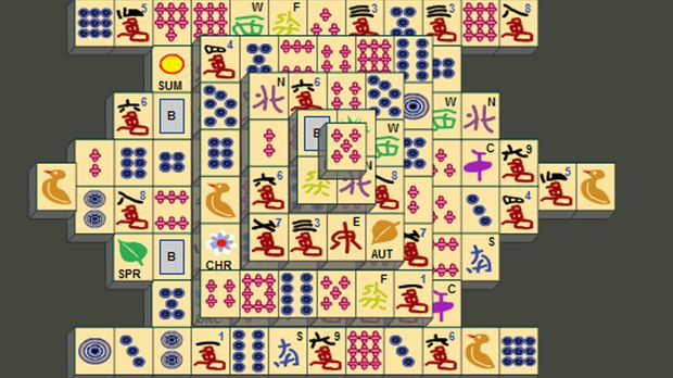 Kostenlose Mahjong Spiele