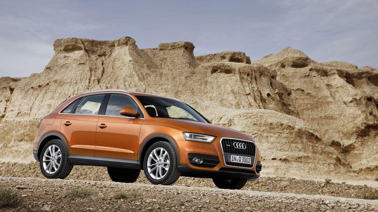 Premium-SUV - Bildquelle: Audi