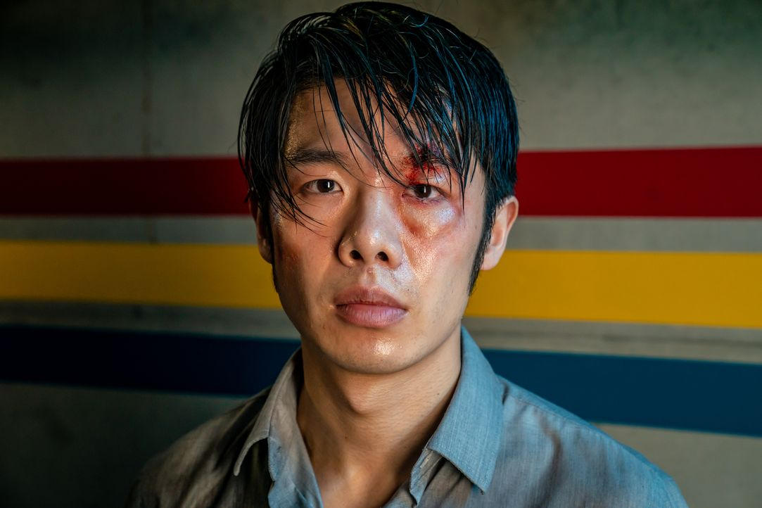 Dr. Lee Kwon (Yung Ngo) - Bildquelle: Wolfgang Ennenbach SAT.1/Wolfgang Ennenbach