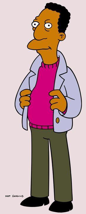 (15. Staffel) - Der 30-jährige Single Carl Carlson ist Homers Vorgesetzter und Gewerkschaftsorganisator ... - Bildquelle: und TM Twentieth Century Fox Film Corporation - Alle Rechte vorbehalten