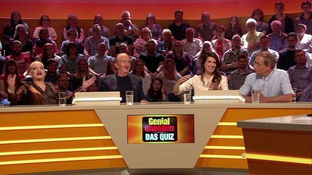 Genial Daneben - Das Quiz - Genial Daneben - Das Quiz - Hella Von Sinnen Ist Fassungslos!