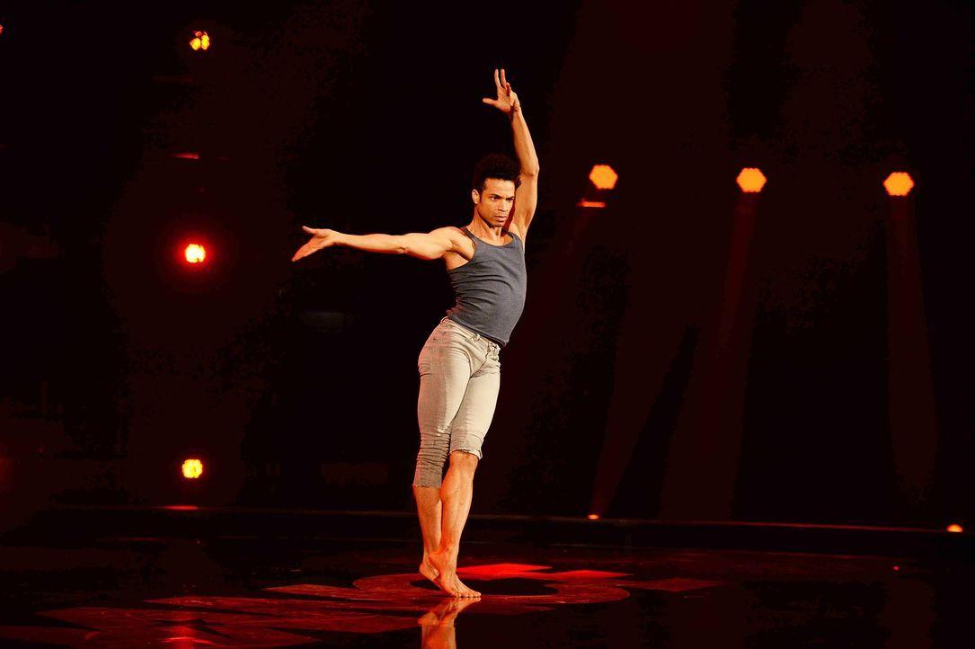 Got-To-Dance-Kris-Jobson-02-SAT1-ProSieben-Willi-Weber - Bildquelle: SAT.1/ProSieben/Willi Weber