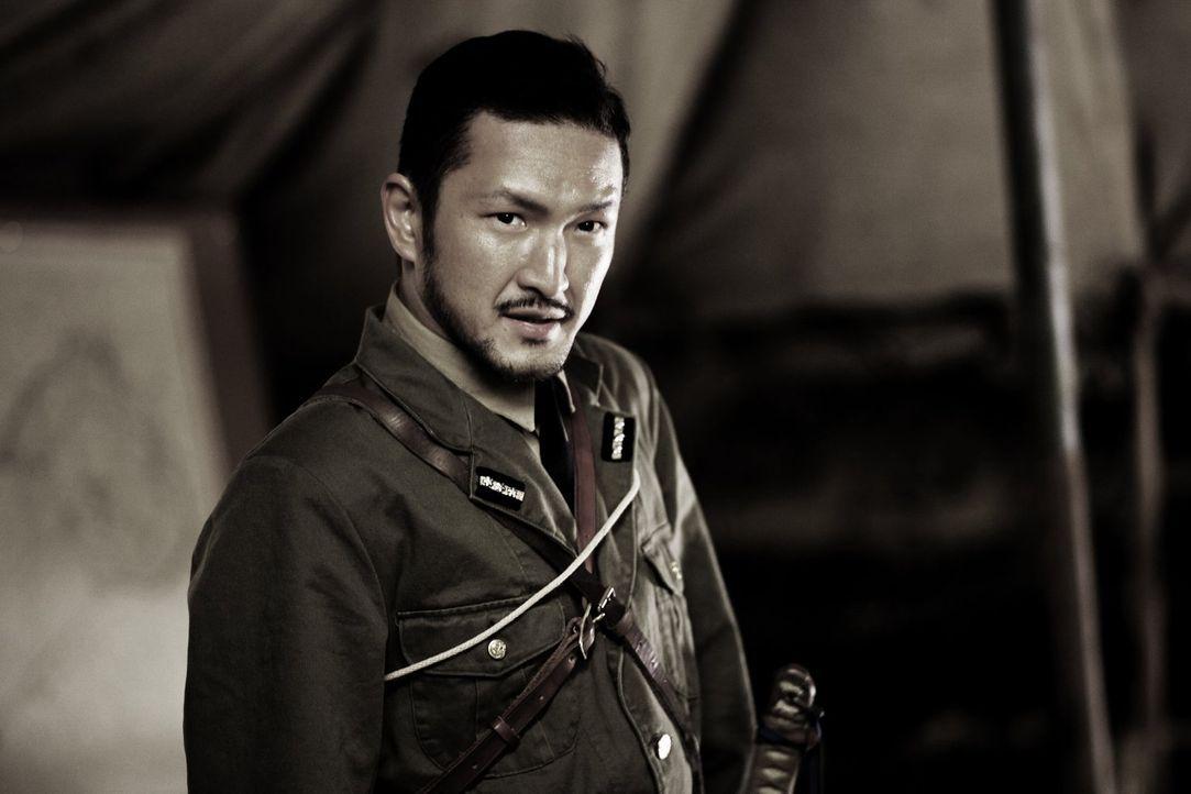 Die Strategie des neuen Generals entspricht nicht Lieutenant Itos (Shido Nakamura) Geschmack ... - Bildquelle: Warner Bros.